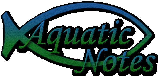 Aquatic Notes
